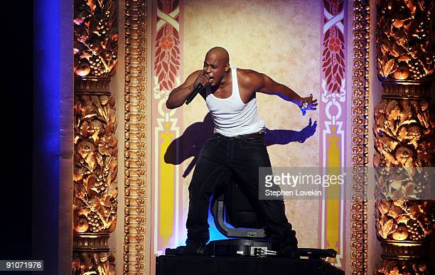Rapper Sticky Fingaz of Onyx performs onstage at the 2009 VH1 Hip Hop Honors at the Brooklyn Academy of Music on September 23 2009 in the Brooklyn...