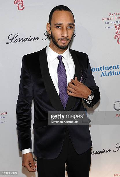 Rapper Swizz Beatz attends 2009 Angel Ball to Benefit Gabrielle�s Angel Foundation hosted by Denise Rich at Cipriani Wall Street on October 20 2009...