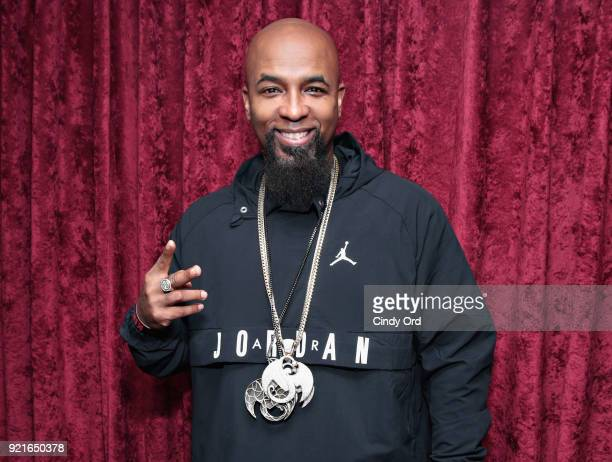 Tech n9ne pictures and photos getty images rapper tech n9ne visits the siriusxm studios on february 20 2018 in new york city aloadofball Gallery