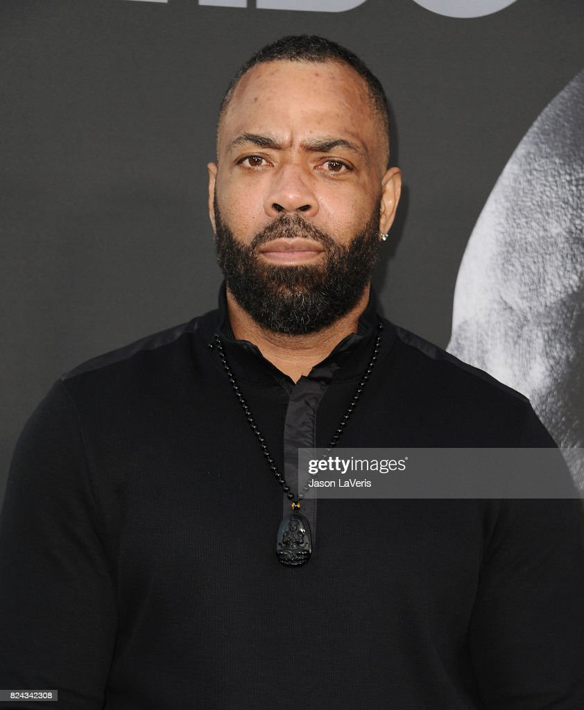 Rapper The D.O.C. attends the premiere of 'The Defiant Ones' at Paramount Theatre on June 22, 2017 in Hollywood, California.
