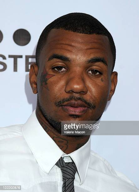 Rapper The Game arrives at the 11th Annual BMI Urban Awards on August 26 2011 in Los Angeles California