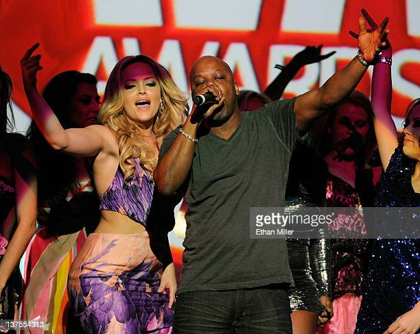 Rapper Too Short performs as adult film actresses, including Alexis Texas , dance on stage during the 29th annual Adult Video News Awards Show at The...