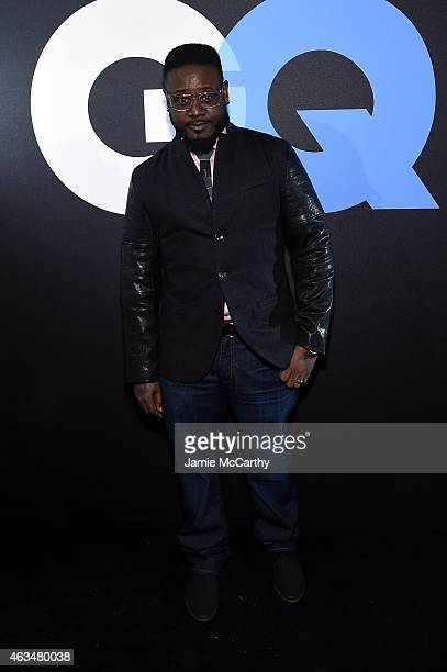 Rapper T-Pain attends GQ and LeBron James Celebrate All-Star Style on February 14, 2015 in New York City.