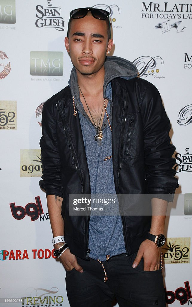 Rapper Tracy 'Little Ice' Marrow jr attends the 13th Annual Latin GRAMMY Awards After-party at LAX Nightclub on November 15, 2012 in Las Vegas, Nevada.