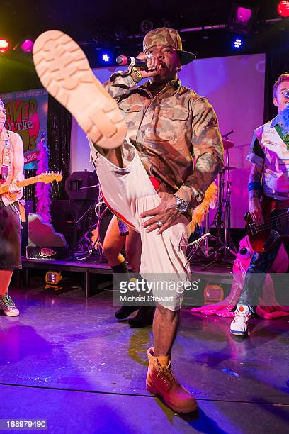 Rapper Treach of Naughty by Nature performs at the Canal Room on May 17 2013 in New York City