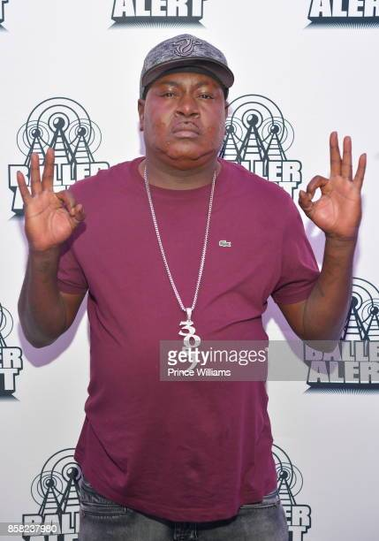 Rapper Trick Daddy attends Baller Alert's Bowl With a Baller at Basement Bowl on October 5 2017 in Miami Florida