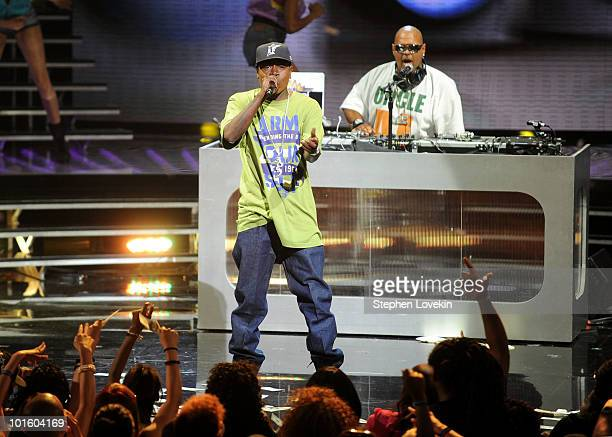 Rapper Trick Daddy performs onstage at the 2010 Vh1 Hip Hop Honors at Hammerstein Ballroom on June 3 2010 in New York City