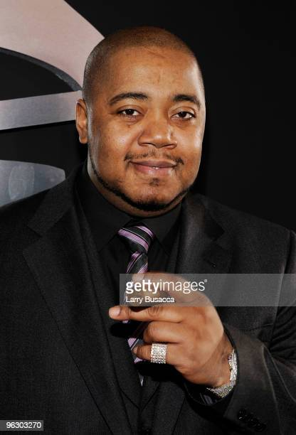 Rapper Twista arrives at the 52nd Annual GRAMMY Awards held at Staples Center on January 31 2010 in Los Angeles California