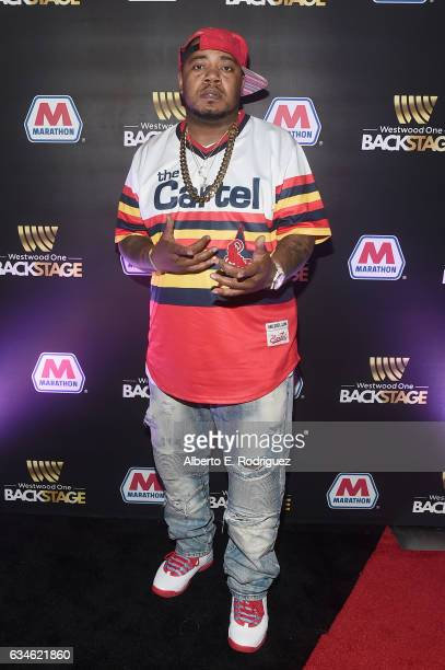 Rapper Twista attends Backstage at The GRAMMYs Westwood One Radio Remotes during the 59th GRAMMY Awards at STAPLES Center on February 10 2017 in Los...