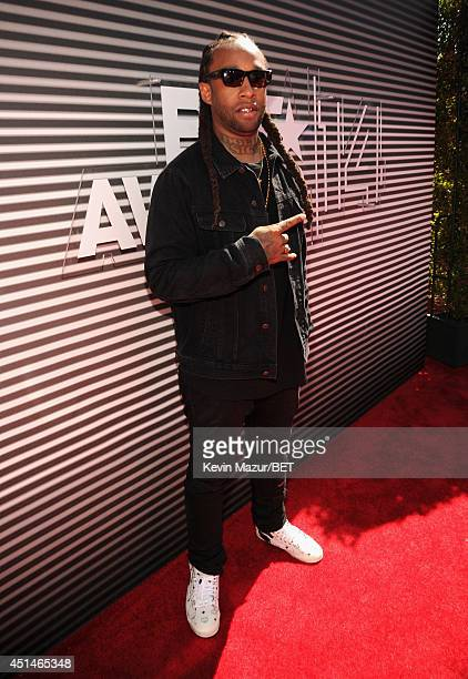 Rapper Ty Dolla $ign attends the BET AWARDS '14 at Nokia Theatre LA LIVE on June 29 2014 in Los Angeles California