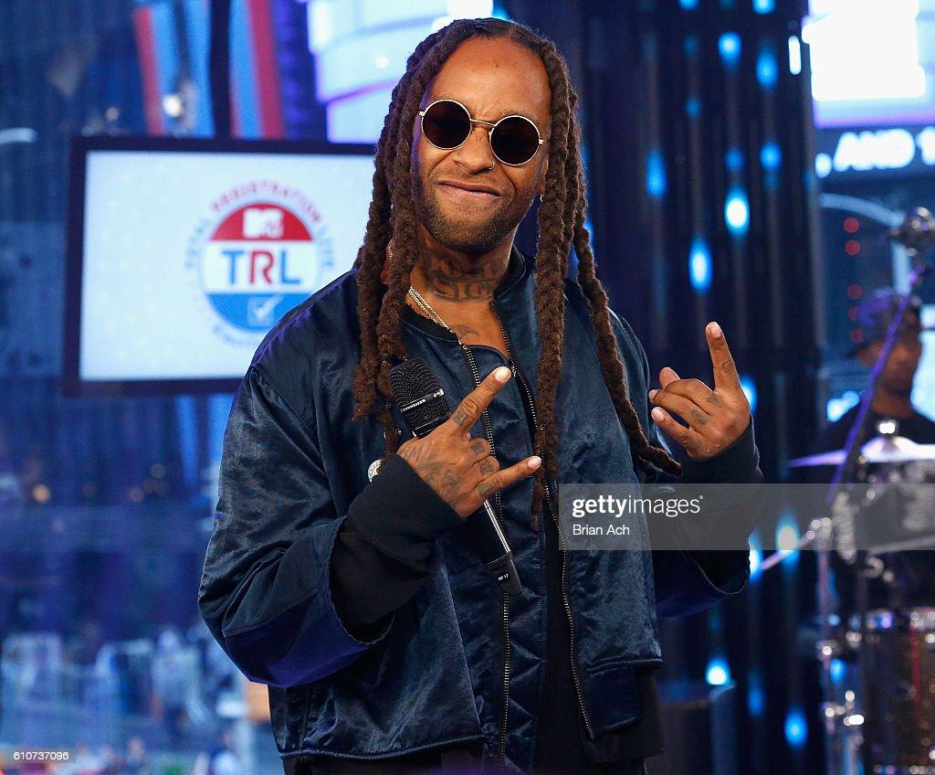 Rapper Ty Dolla Sign participates in MTV Total Registration Live at MTV Studios on September 27, 2016 in New York City.