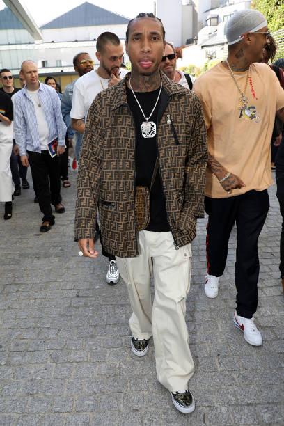 9fea01dc0387 FRA  Comme Des Garcons Homme Plus   Outside Arrivals - Paris Fashion Week -  Menswear
