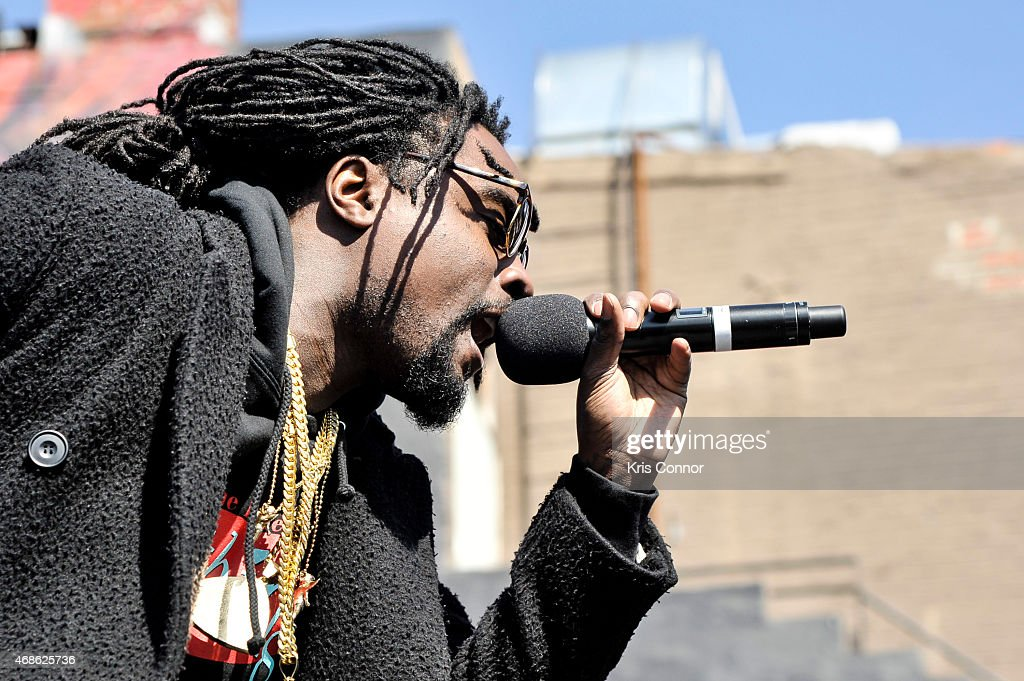 "Wale Pop Up ""The Album About Nothing"" Concert. : News Photo"
