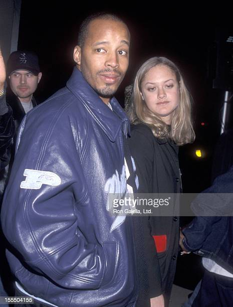Rapper Warren G attends the Next Friday Hollywood Premiere on January 11 2000 at Pacific's Cinerama Dome in Hollywood California