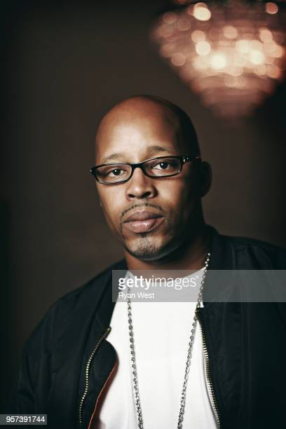 Rapper Warren G poses for a portrait in September 2011 in Calgary Alberta