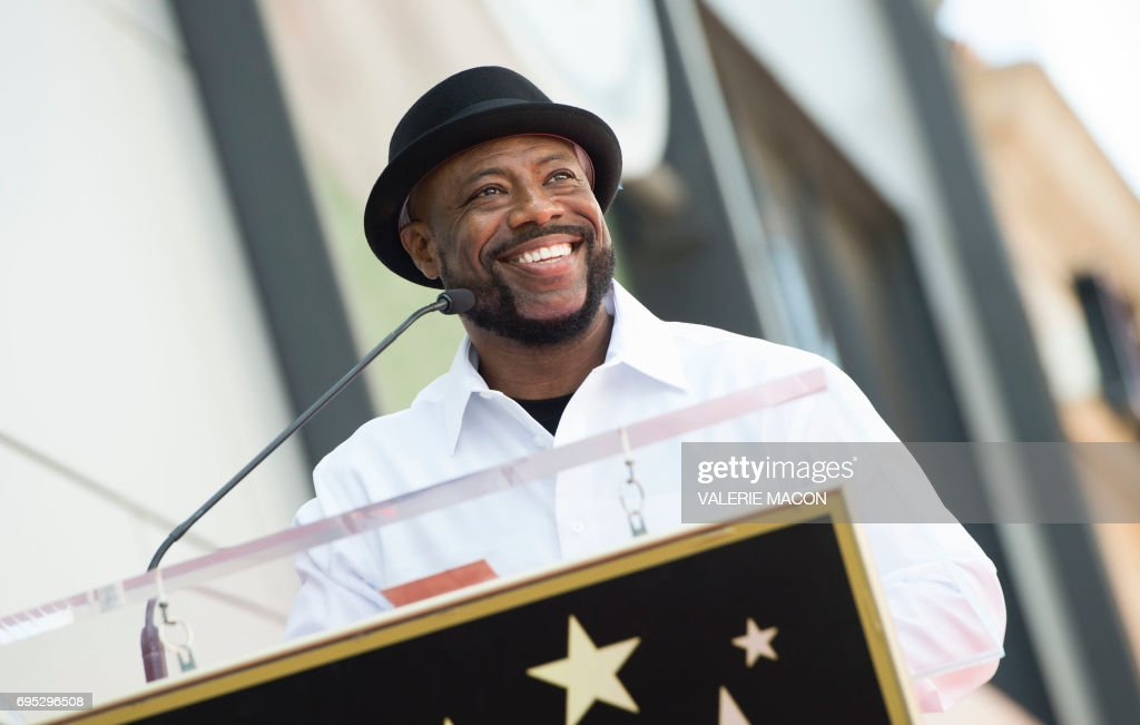 Rapper WC attends Ice Cube's star unveiling ceremony on the Hollywood Walk of Fame, on June 12, 2017, in Hollywood, California. /