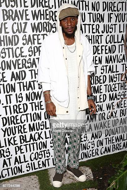 Rapper Yasiin Bey aka Mos Def attends Public School And The Confidante Present WNL Radio at The Confidante on December 2 2016 in Miami Beach Florida
