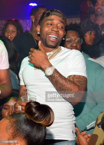Rapper YFN Lucci attends a Party at Allure on April 16 2019 in Atlanta Georgia