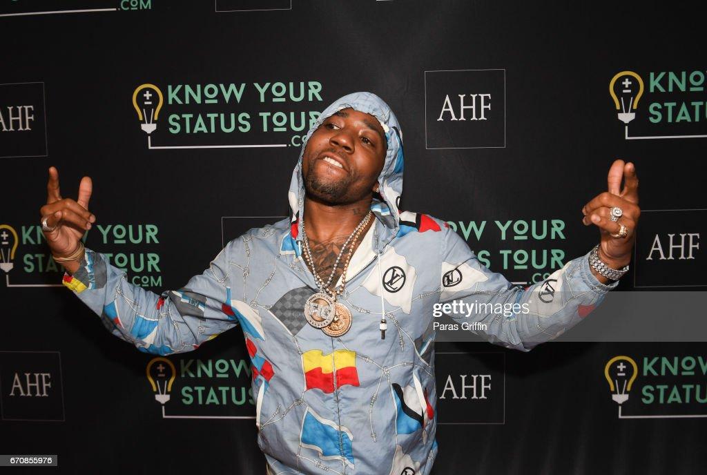 AHF Presents The Know Your Status Tour - Atlanta