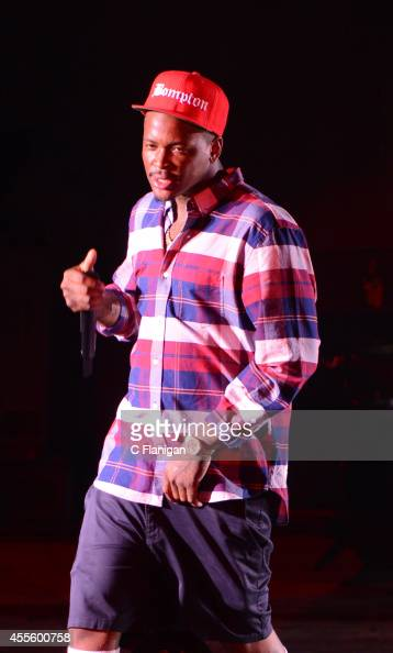 Rapper YG aka Keenon Jackson performs during the Drake vs ...Gangster Elmo Vs Lil Wayne
