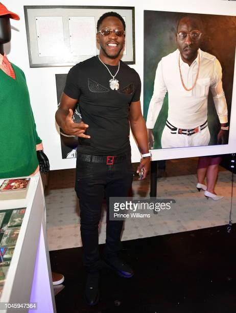 """Rapper Young Dro attends the """"Dime Trap"""" Album release Event at The Trap Museum on October 4, 2018 in Atlanta, Georgia."""