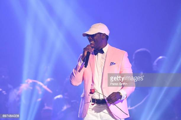 Rapper Young Dro performs in concert during Hustle Gang Tour at Coca-Cola Roxy on June 18, 2017 in Atlanta, Georgia.