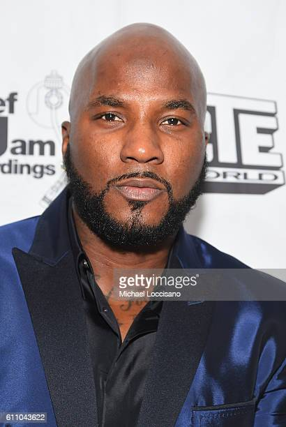 Rapper Young Jeezy attends his birthday dinner at Loft 29 on September 28 2016 in New York City