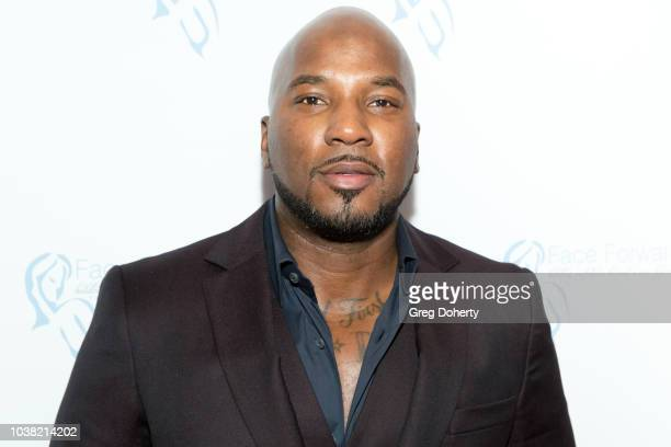 Rapper Young Jeezy attends the Face Forward's 10th Annual La Dolce Vita Themed Gala at the Beverly Wilshire Four Seasons Hotel on September 22 2018...