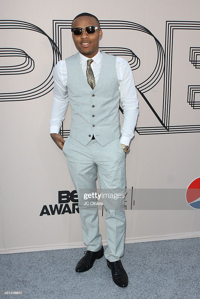 Rapper/actor Bow Wow (aka Shad Moss) attends 'PRE' BET Awards Dinner at Milk Studios on June 28, 2014 in Hollywood, California.