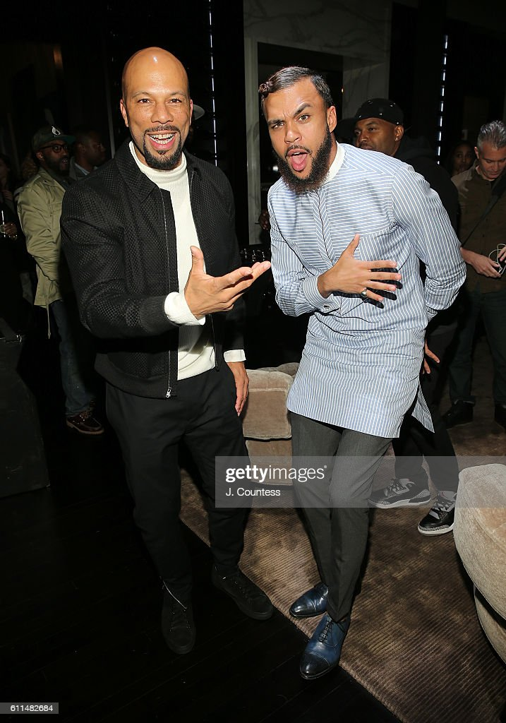 "Common ""Black America Again"" Listening Party"
