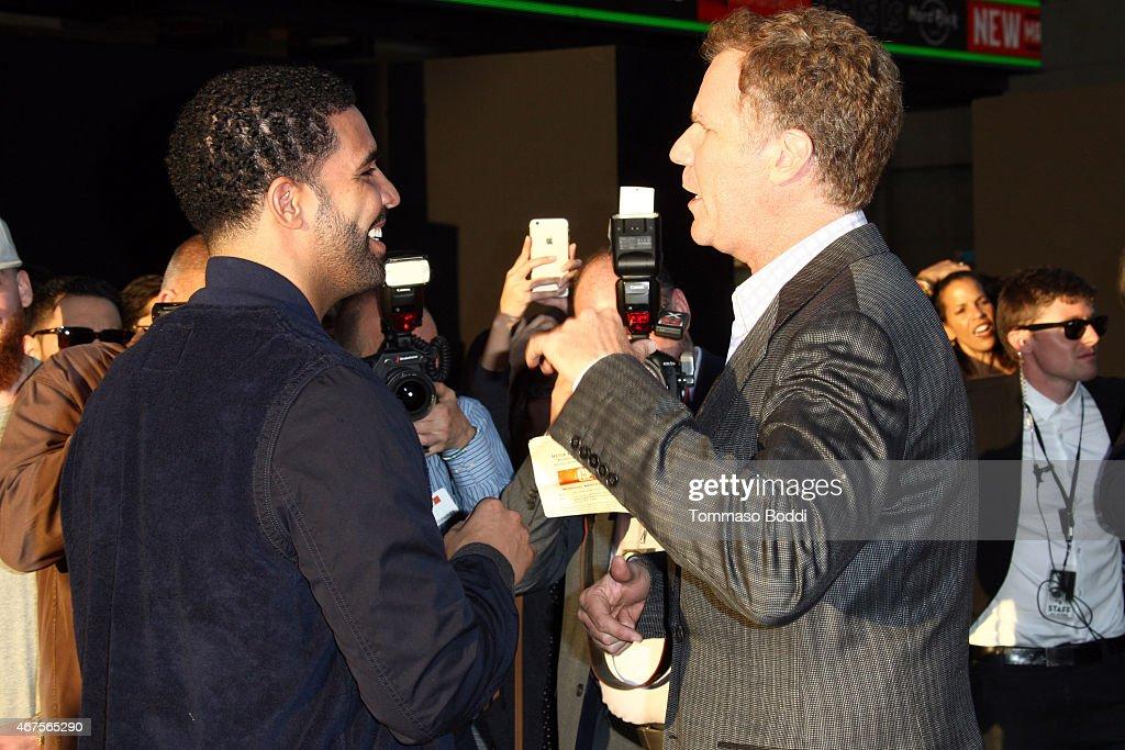 """Get Hard"" - Los Angeles Premiere - Arrivals : News Photo"