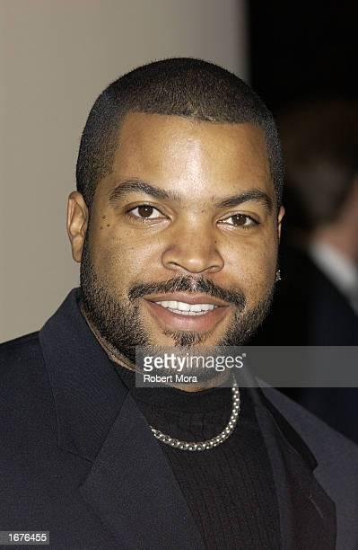 Rapper/actor Ice Cube attends the 17th Annual American Cinematheque Awards honoring actor Denzel Washington at the Beverly Hilton Hotel on December 6...