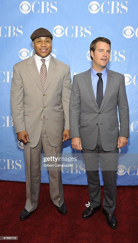 2009 CBS Upfront : News Photo