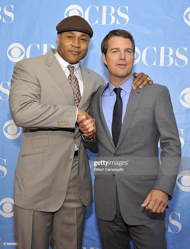 2009 CBS Upfront : Nieuwsfoto's
