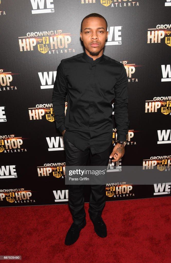 Rapper/actor Shad Moss attends 'Growing Up Hip Hop Atlanta' Atlanta Premiere at Woodruff Arts Center on May 23, 2017 in Atlanta, Georgia.