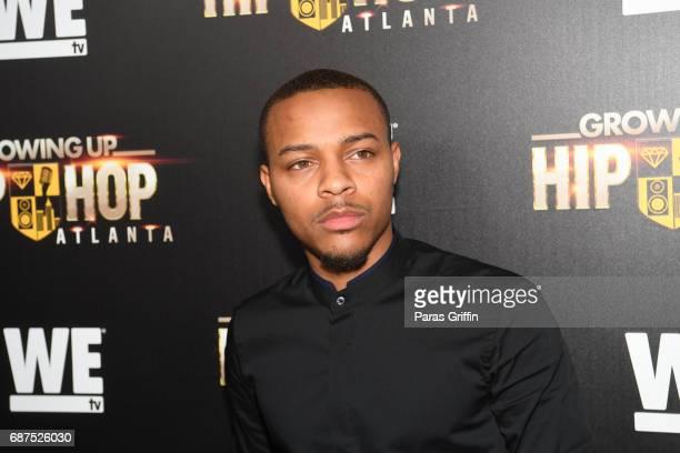 Rapper/actor Shad Moss attends 'Growing Up Hip Hop Atlanta' Atlanta Premiere at Woodruff Arts Center on May 23 2017 in Atlanta Georgia