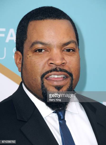 Rapper/honoree Ice Cube attends LA Family Housing 2017 awards at The Lot on April 27, 2017 in West Hollywood, California.