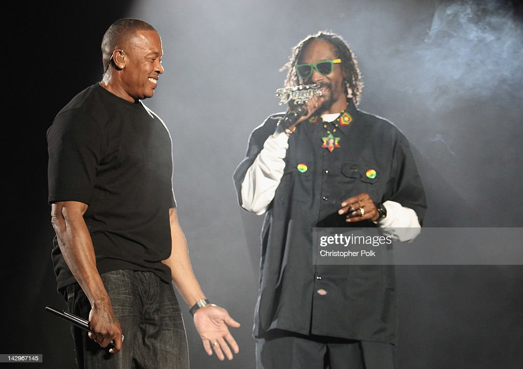 2012 Coachella Music Festival - Day 3 : News Photo