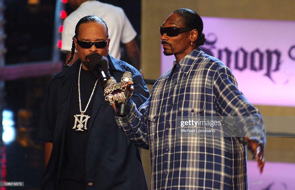 2007 VH1 Hip Hop Honors - Show : News Photo
