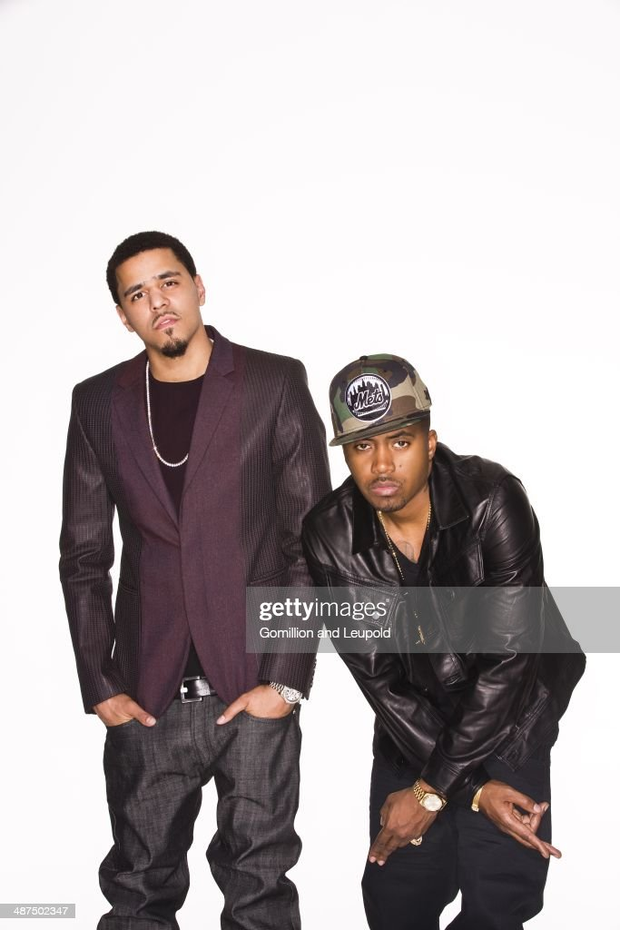 Nas and J Cole, Vibe, September 1, 2013