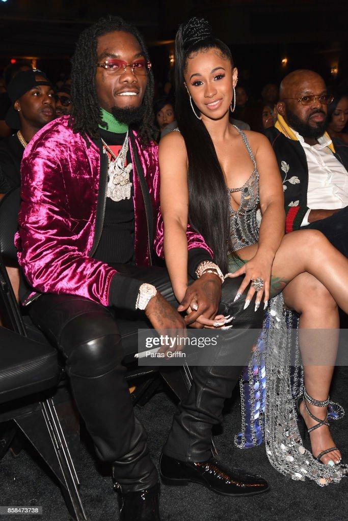 BET Hip Hop Awards 2017 - Backstage & Audience : Nieuwsfoto's