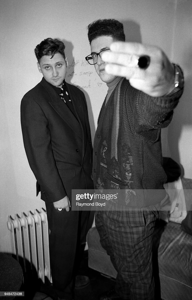 3rd Bass In Chicago : News Photo