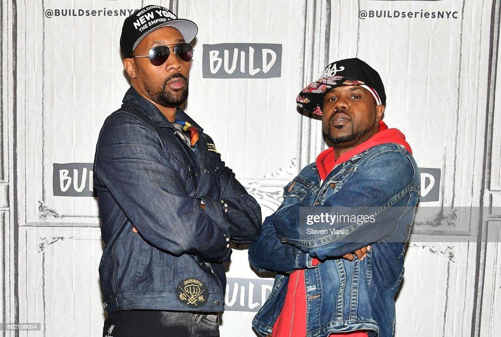 "Build Presents RZA & DJ Mathematics Discussing ""Wu-Tang: The Saga Continues"""