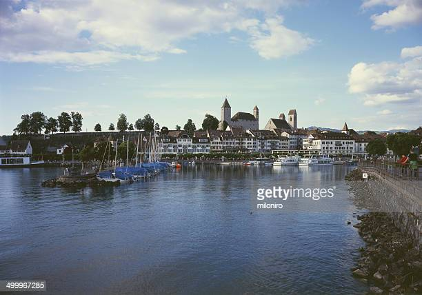 rapperswil - miloniro stock pictures, royalty-free photos & images
