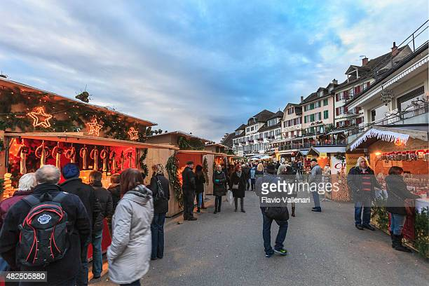 Rapperswil-jonas-brazilian forward an Weihnachten, Schweiz