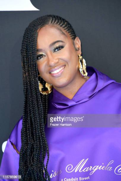 Rapsody attends the 2019 BET Awards on June 23 2019 in Los Angeles California