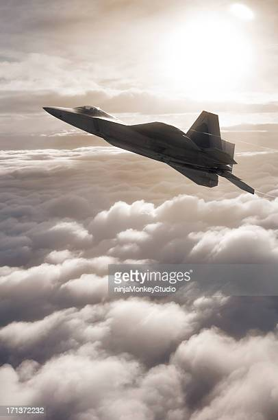 F22 Raptor Advanced Tacticle Fighter