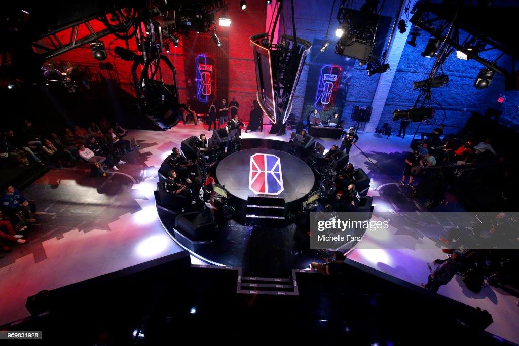 NBA 2K League - Mid Season Tournament : News Photo