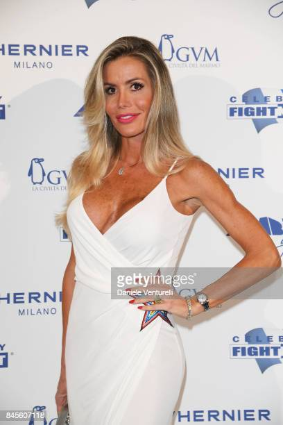 Raquel Bernal attends Celebrity Fight Night on September 10 2017 in Rome Italy