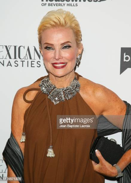 Raquel Bessudo attends Bravo's Premiere Party For 'The Real Housewives Of Beverly Hills' Season 9 And 'Mexican Dynasties'at Gracias Madre on February...